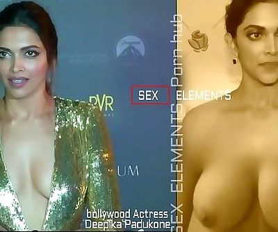 Deepika Padukone nude boobs..