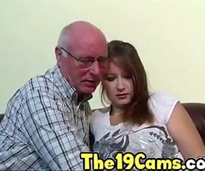 Slutty daughter amateur cam..