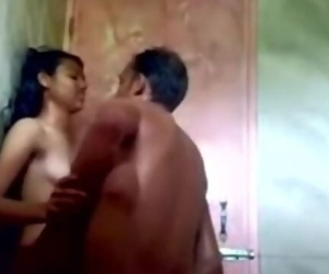 Bangla,Desi Girl Fucked with..