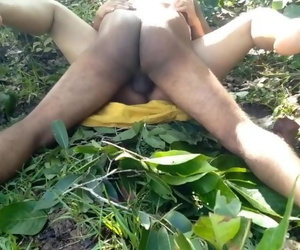 Indian MILF Fucked by half..
